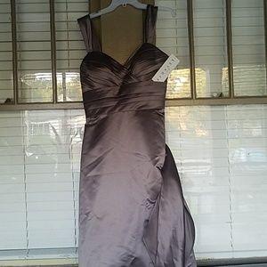 Bill Levkoff formal dress.